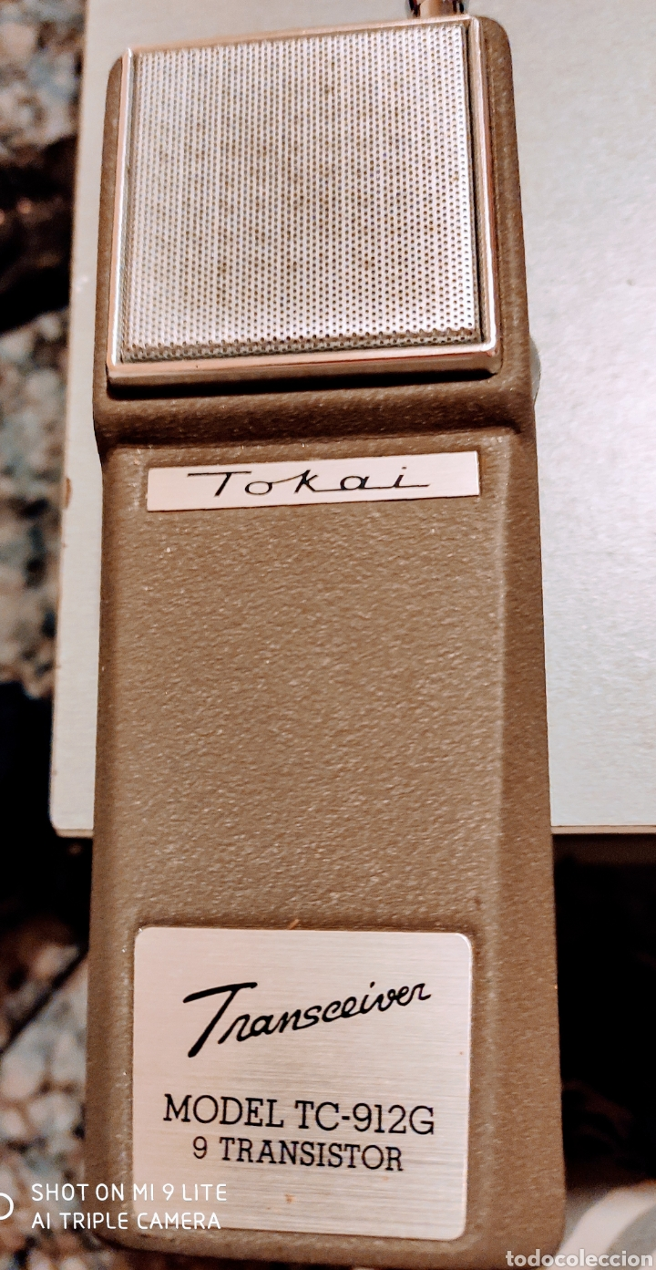 WALKIE TALK (Radios, Gramófonos, Grabadoras y Otros - Transistores, Pick-ups y Otros)