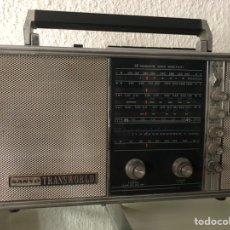 Radios antiguas: PRECIOSO RADIO SANYO TRANSWORLD EN MUY BUEN ESTADO DE CONSERVACIÓN.. Lote 201861922