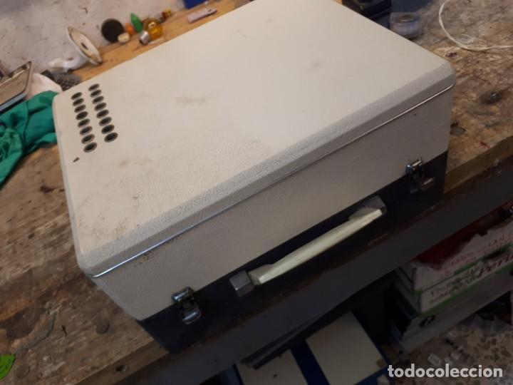 Radios antiguas: Tocadiscos Koniger Junior - Foto 7 - 202037338