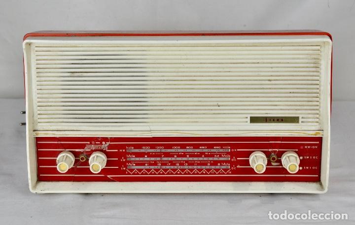 RADIO SIERA AÑOS 60 (Radios, Gramófonos, Grabadoras y Otros - Transistores, Pick-ups y Otros)