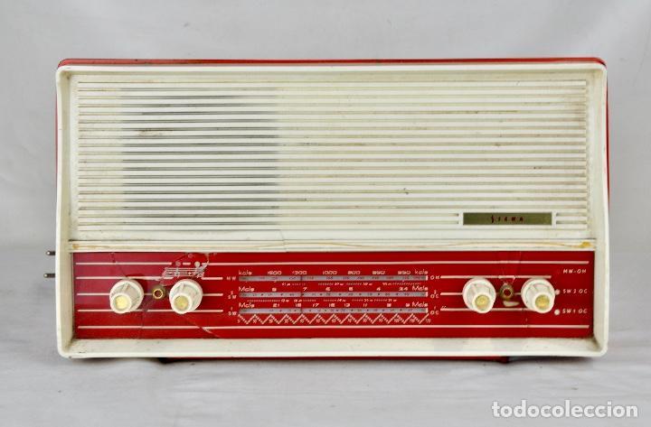 Radios antiguas: Radio Siera años 60 - Foto 2 - 202044827