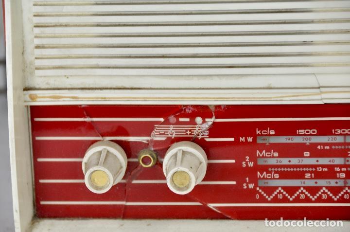 Radios antiguas: Radio Siera años 60 - Foto 3 - 202044827