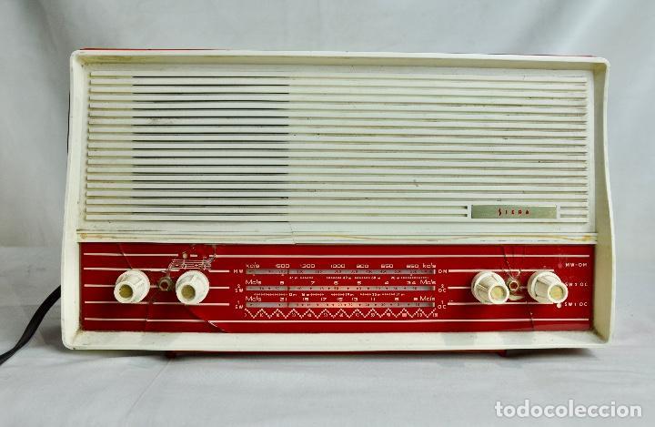 Radios antiguas: Radio Siera años 60 - Foto 10 - 202044827