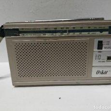 Radios antiguas: RADIO TRANSISTOR OSKAR. Lote 202286550