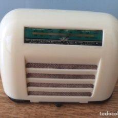 Radios antiguas: RÉPLICA DE RADIO ANTIGUA. Lote 202669195