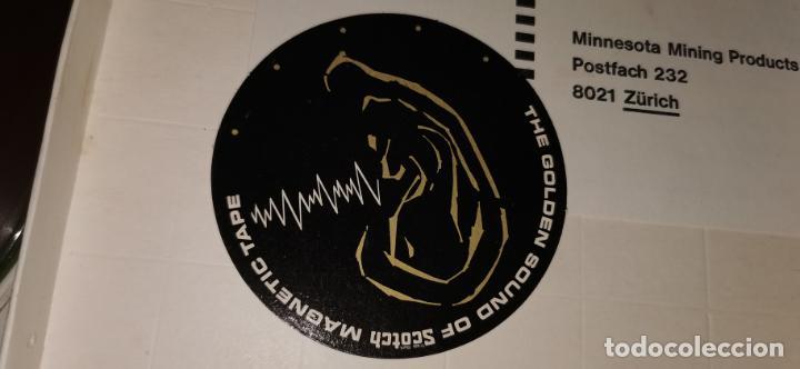 Radios antiguas: SCOTCH MAGNETIC TAPE 215 LONG PLAY 3M COMPANY - Foto 4 - 202713270