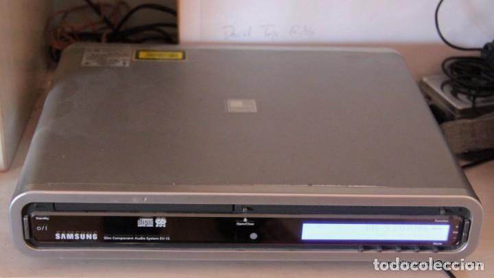 Radios antiguas: Equipo solo radio y altavoces. - Foto 2 - 203243346