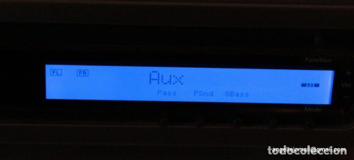 Radios antiguas: Equipo solo radio y altavoces. - Foto 3 - 203243346