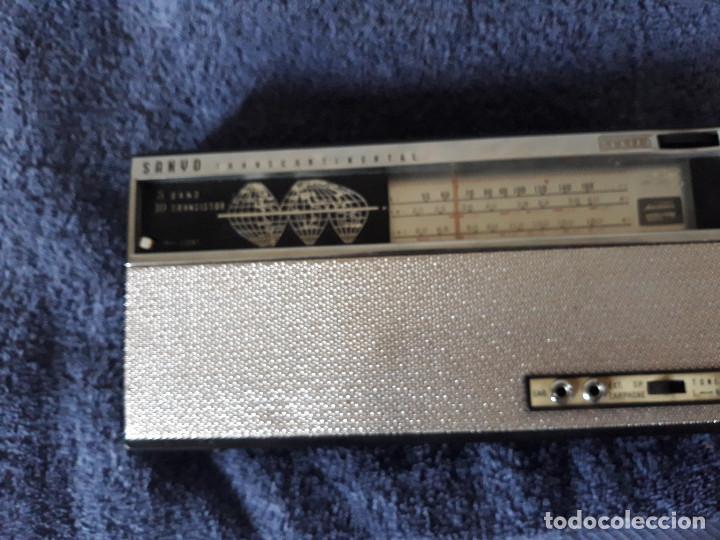 Radios antiguas: Radio SANYO Transcontinental - Foto 2 - 203354460