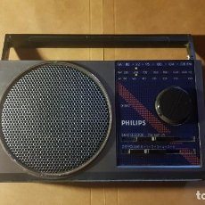 Radios antiguas: RADIO PHILIPS D 2012 FUNCIONANDO. Lote 203422757