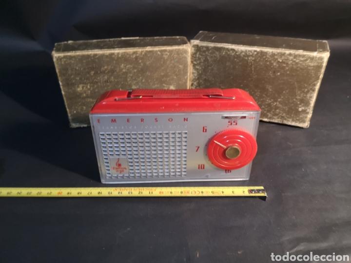 RADIO EMERSON (Radios, Gramófonos, Grabadoras y Otros - Transistores, Pick-ups y Otros)