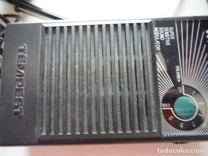 Radios antiguas: RADIO CASCOS AURICULARES WHISPER 2000 - Foto 3 - 203823517