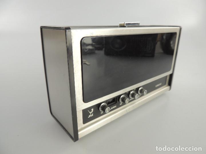 VINTAGE RADIO TRANSISTOR MARCA LUMIJAZ KT-IJ - AÑOS 60-70 (Radios, Gramófonos, Grabadoras y Otros - Transistores, Pick-ups y Otros)