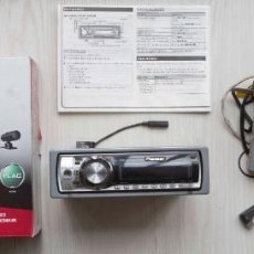 Radios antiguas: RADIO CD BLUETOOTH - DEH-S3000BT - PIONEER.. Lote 204070541