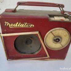 Radios antiguas: TRANSISTOR MEDIATOR. Lote 204139473