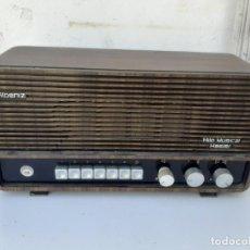 Radios antiguas: TRANSISTOR ALBE NIZ. Lote 204139872