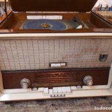 Radios antiguas: RADIO ASKAR, TOCADISCOS PHILIPS.. Lote 204208318