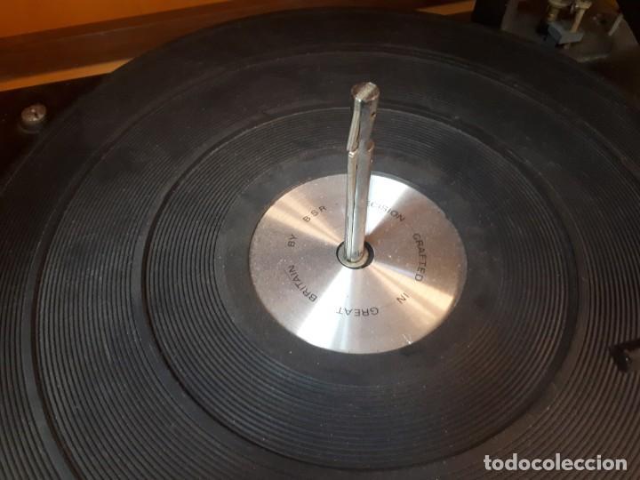 Radios antiguas: General Eléctrica Española, mueble radio y tocadiscos. - Foto 5 - 204661712