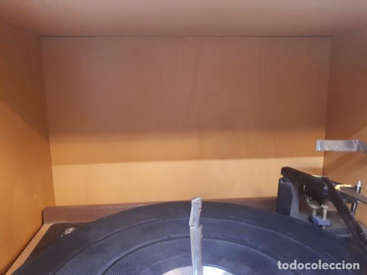 Radios antiguas: General Eléctrica Española, mueble radio y tocadiscos. - Foto 6 - 204661712