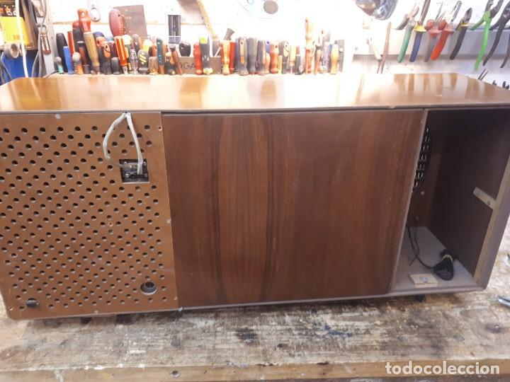 Radios antiguas: General Eléctrica Española, mueble radio y tocadiscos. - Foto 13 - 204661712
