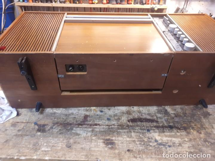 Radios antiguas: General Eléctrica Española, mueble radio y tocadiscos. - Foto 29 - 204661712