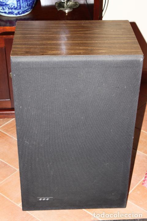 Radios antiguas: PAREJA DE PANTALLAS JBL - Foto 2 - 204725060