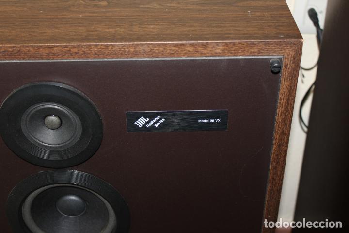 Radios antiguas: PAREJA DE PANTALLAS JBL - Foto 6 - 204725060