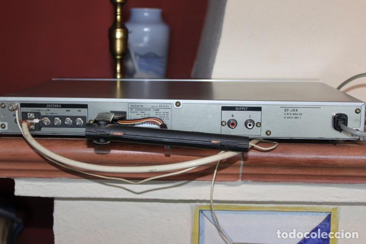 Radios antiguas: SINTONIZADOR DIGITAL ESTEREO SONY - Foto 2 - 204725480