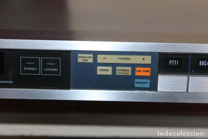 Radios antiguas: SINTONIZADOR DIGITAL ESTEREO SONY - Foto 3 - 204725480