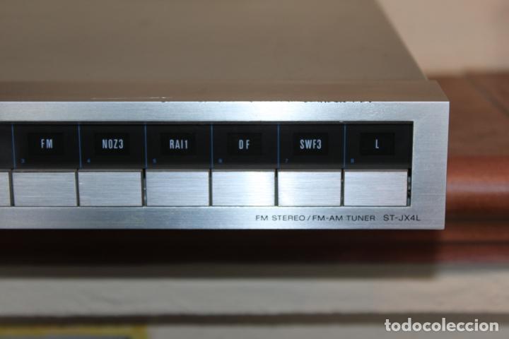 Radios antiguas: SINTONIZADOR DIGITAL ESTEREO SONY - Foto 4 - 204725480