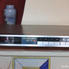 Radios antiguas: SINTONIZADOR DIGITAL ESTEREO SONY. Lote 204725480