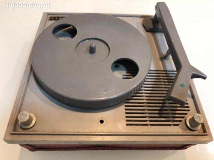 Radios antiguas: TOCADISCOS INVICTA MINOR T - Foto 3 - 204839008
