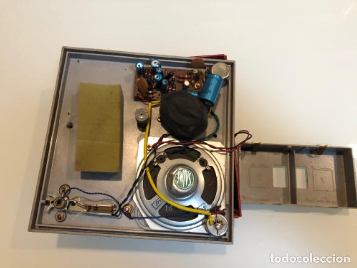 Radios antiguas: TOCADISCOS INVICTA MINOR T - Foto 4 - 204839008