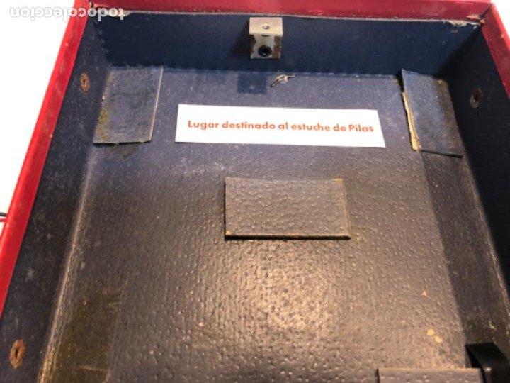 Radios antiguas: TOCADISCOS INVICTA MINOR T - Foto 6 - 204839008