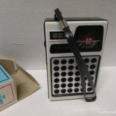 Radios antiguas: RADIO TRANSISTOR EEI. Lote 205084335