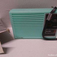 Radios antiguas: RADIO TRANSISTOR INTERNATIONAL. Lote 205100212