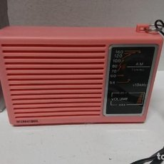 Radios antiguas: RADIO TRANSISTOR INTERNATIONAL. Lote 205101210