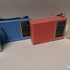 Radios antiguas: LOTE RADIOS INTERNATIONAL. Lote 205102726
