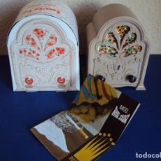 Radios antiguas: (JU-200378)TRANSISTOR INVICTA MODELO AÑO 1930 - NUEVA SIN USO. Lote 205120650