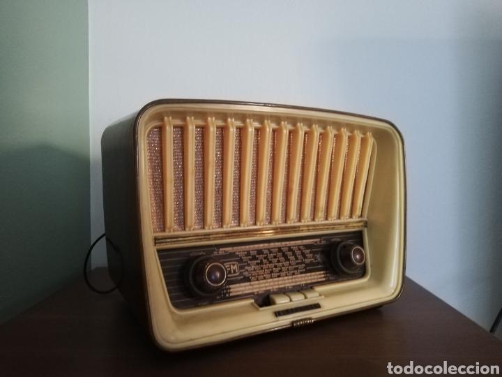 RÀDIO TELEFUNKEN (Radios, Gramófonos, Grabadoras y Otros - Transistores, Pick-ups y Otros)