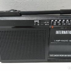 Radios antiguas: RADIO LINTERNA INTERNATIONAL. Lote 205340790