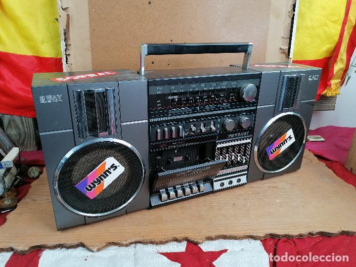 RADIO CASSETE 2WAY ULTRA RETRO DECORATIVO (Radios, Gramófonos, Grabadoras y Otros - Transistores, Pick-ups y Otros)