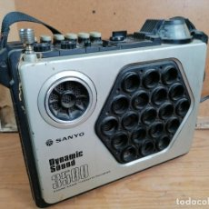 Radios antiguas: DYNAMIC SOUND 3500 M3500 LU. Lote 205512267