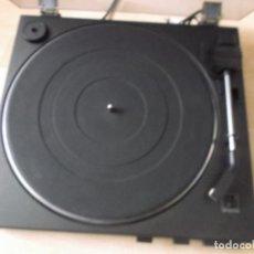 Radios antiguas: TOCADISCOS, SONY, FULLY AUTOMATIC STEREO TURNTABLE SYSTEM PS-LX60,CON LA AGUJA, ESTADO EXCELENTE. Lote 205676836