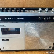 Radios antiguas: NATIONAL PANASONIC - STEREO CASSETTE RECORDER RS-2645 - ALTAVOZ SEPARABLE - VER FOTOS. Lote 205681458