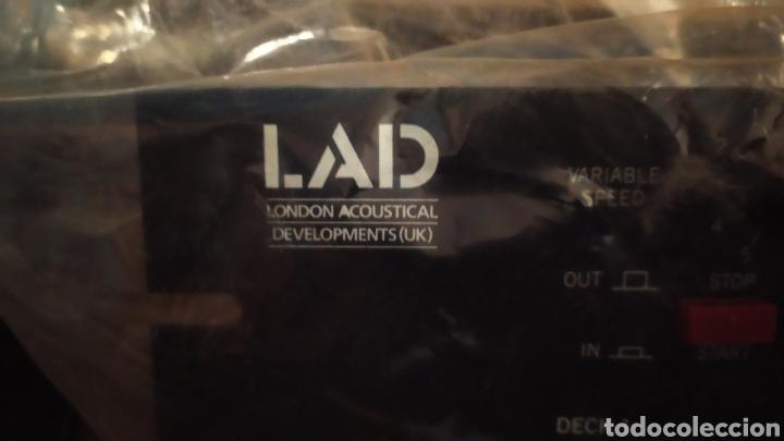 Radios antiguas: London acustical LAD doble giradiscos!!! Nuevo sin usar - Foto 11 - 205744987