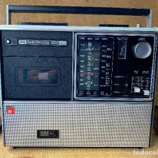 Radios antiguas: RADIO RECORDER BASF 9301. MADE IN GERMANY 1973.. Lote 205748323
