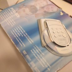 Radios antiguas: REPRODUCTOR DVD / CD HITACHI. Lote 206497441