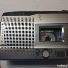 Radios antiguas: REPRODUCTOR CASSETTE SONY TCM-200DV CORDER. Lote 206510478