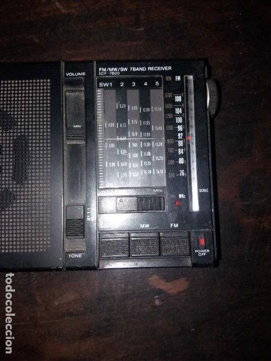 Radios antiguas: dos radios - Foto 6 - 206809092